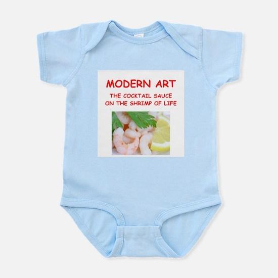 modern art Body Suit