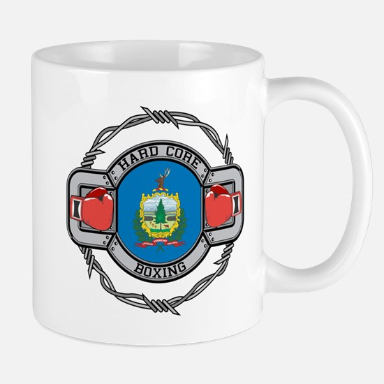 Vermont Boxing Mug
