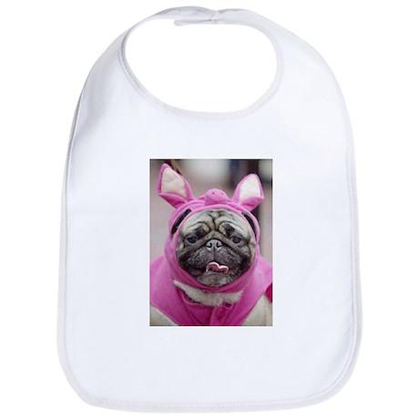 Pig Dog Bib
