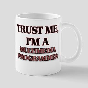 Trust Me, I'm a Multimedia Programmer Mugs