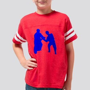 Koteblue1 Youth Football Shirt