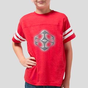 RELIC - CastSilver w-Glow Youth Football Shirt