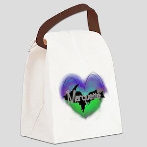 Aurora Marquette Canvas Lunch Bag