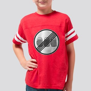 End Beer Limit Youth Football Shirt