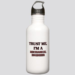 Trust Me, I'm a Mechanical Engineer Water Bottle