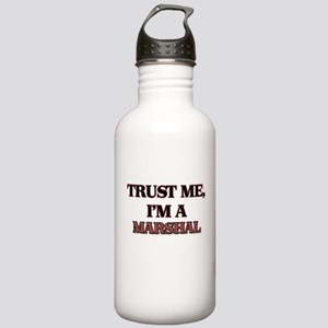 Trust Me, I'm a Marshal Water Bottle