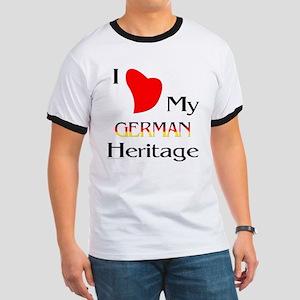 German Heritage Ringer T