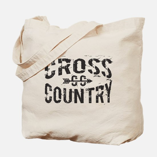 cross country Tote Bag