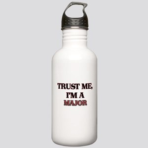Trust Me, I'm a Major Water Bottle