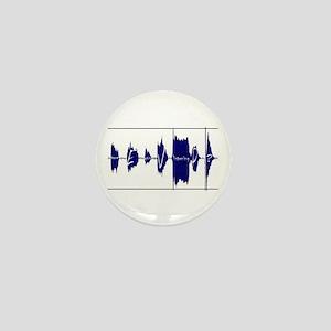 Electronic Voice Phenomena Mini Button