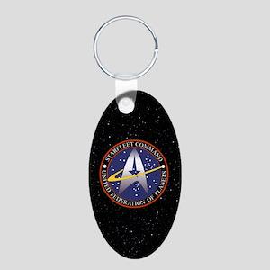 Starfleet Command Logo Keychains