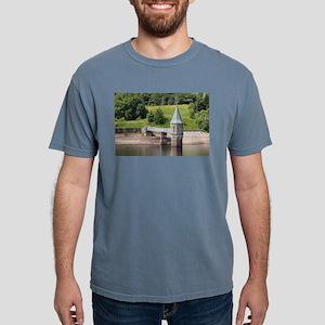 Pontsticill Reservoir, W Mens Comfort Colors Shirt
