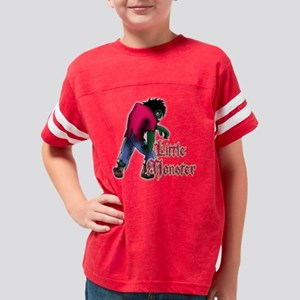 Little Zombie Shirt Youth Football Shirt
