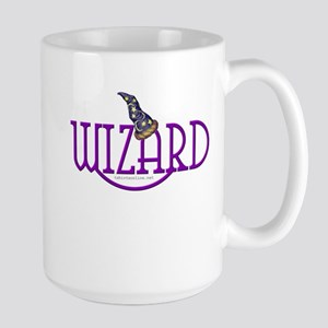 Wizard Large Mug