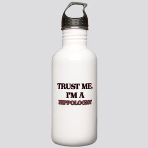 Trust Me, I'm a Hippologist Water Bottle