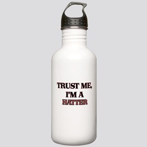 Trust Me, I'm a Hatter Water Bottle