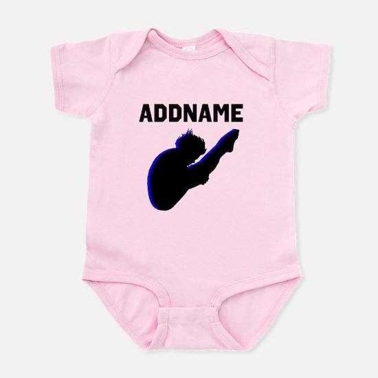 DIVING STAR Infant Bodysuit