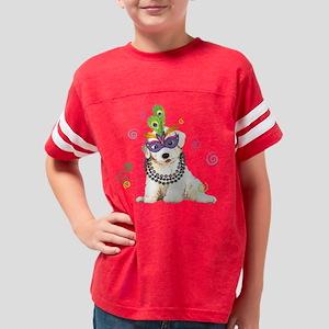 2-bichon-partyT Youth Football Shirt