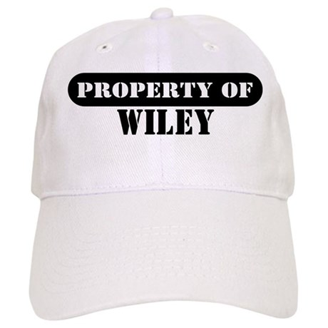 Property of Wiley Cap