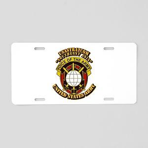 Army - USASTRATCOM (Southeast Asia) with Text Alum
