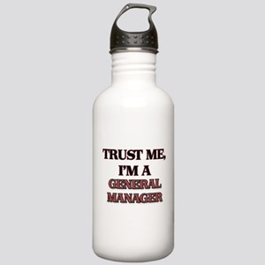 Trust Me, I'm a General Manager Water Bottle