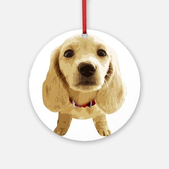 DAchshund004 Ornament (Round)