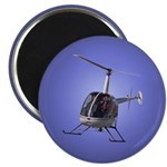 Helicopter Fridge Magnet 10 pk Fun Gifts