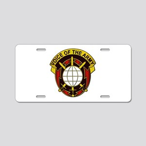Army - USASTRATCOM (Southeast Asia) Aluminum Licen
