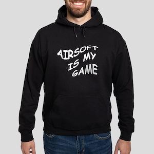 Airsoft is My Game Hoodie (dark)