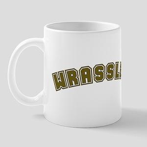 Wrassler Mug