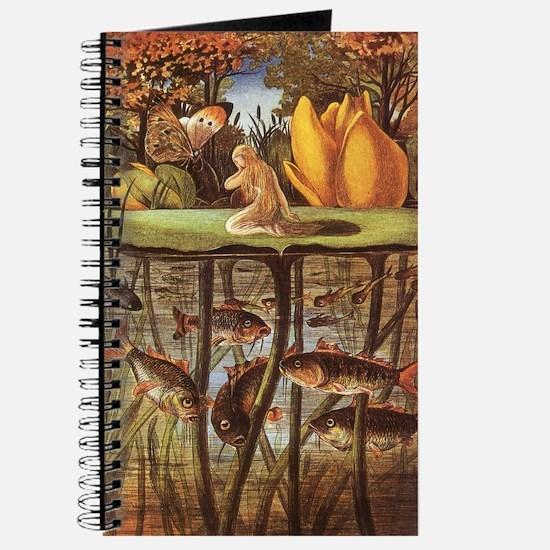 Vintage Thumbelina Fairy Tale Journal
