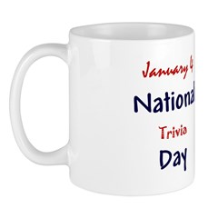 Mug: Trivia Day