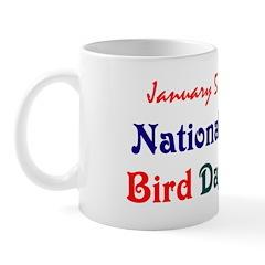 Mug: Bird Day