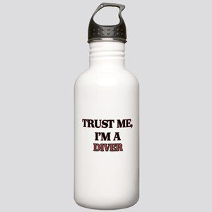 Trust Me, I'm a Diver Water Bottle