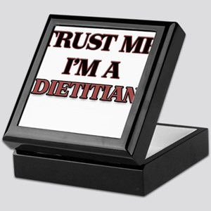 Trust Me, I'm a Dietitian Keepsake Box