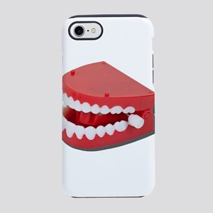 FakeChatteringTeeth081311 iPhone 7 Tough Case