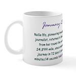 Mug: Nellie Bly, pioneering investigative journali