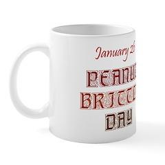 Mug: Peanut Brittle Day