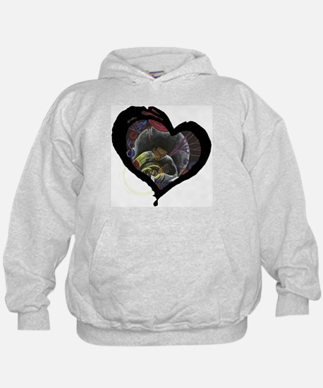 Sickle Cell Heart 3 Hoodie