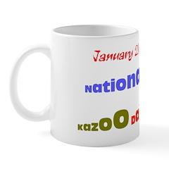 Mug: Kazoo Day
