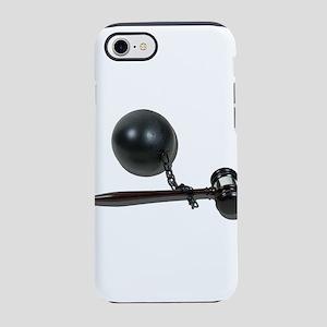 FacingLegalIssues073011 iPhone 7 Tough Case