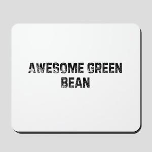 Awesome Green Bean Mousepad