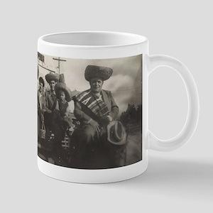 Mexican Gentlemen Mugs