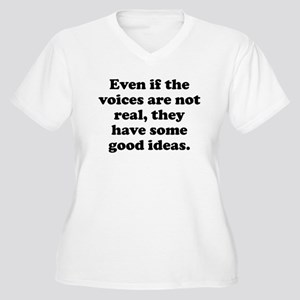 Good Ideas Plus Size T-Shirt