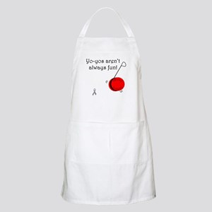 No fun Apron