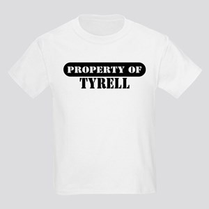 Property of Tyrell Kids T-Shirt
