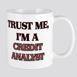 Trust Me, I'm a Credit Analyst Mugs