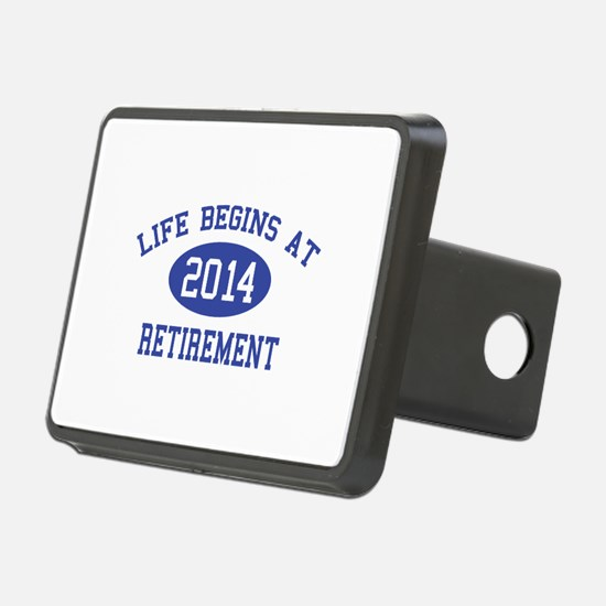 Life begins at 2014 Retirement Hitch Cover