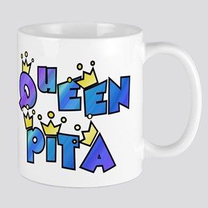 queen pita Mugs