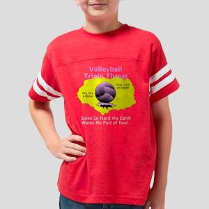 tranvolleyballdss2 Youth Football Shirt
